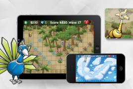 Peacock Game app