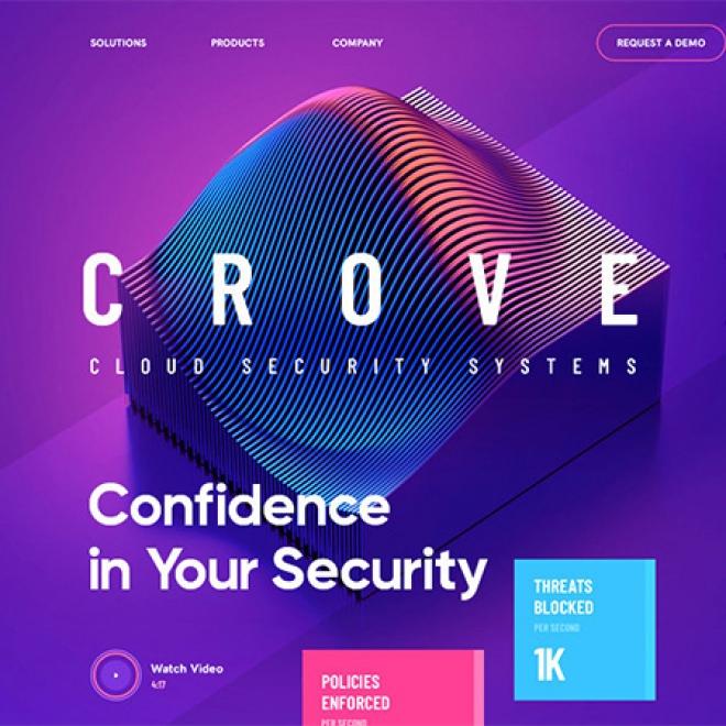 網頁設計案例分享:2019年度最受歡迎的優秀網頁設計大盤點
