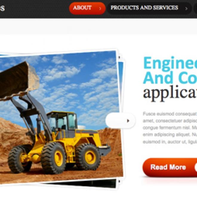 Industrial Service Web