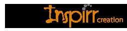 關於Inspirr creation網頁設計