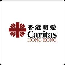 香港明愛 logo