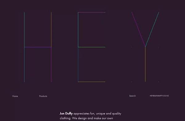 如何利用文字設計吸引用戶注意力