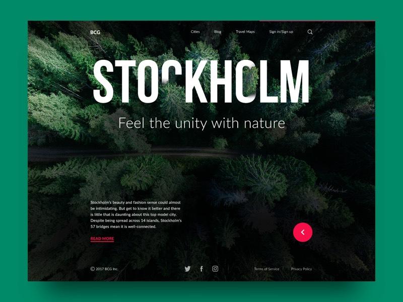 UI設計中六大配色技巧 傳遞網頁的真正情緒