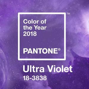 2018年網頁設計趨勢之色彩趨勢