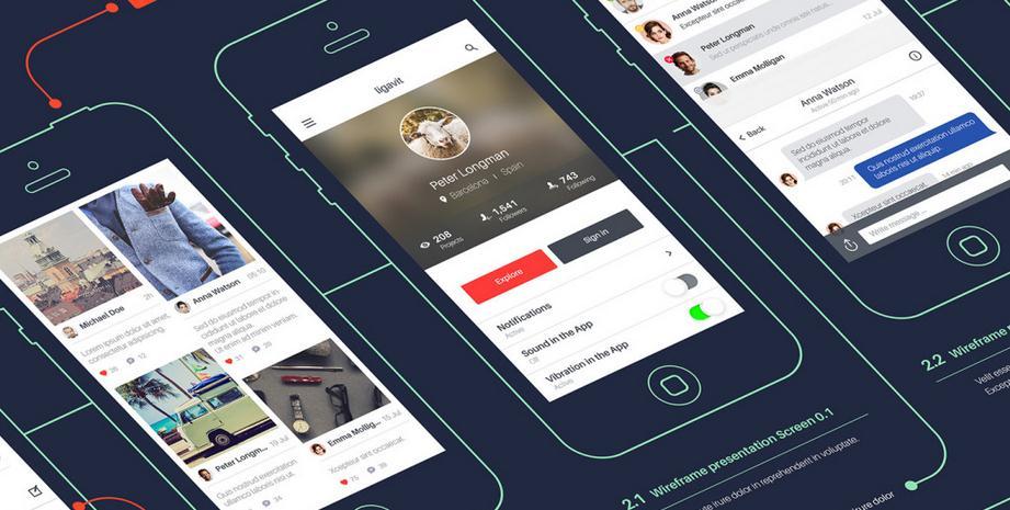 盤點2018年移動端UI設計的趨勢