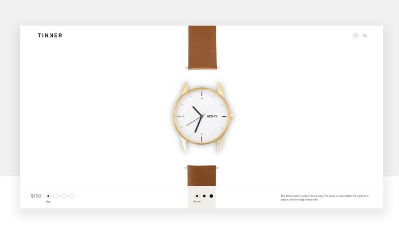 網頁設計技巧:留白應該怎樣用才好看