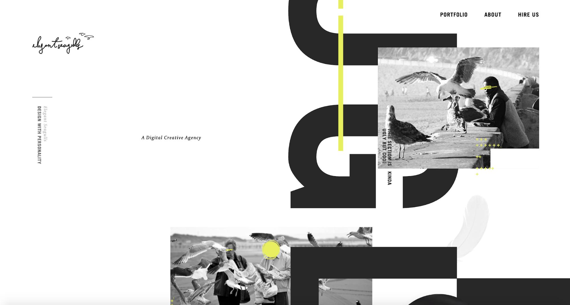 2018年流行的文字排版設計趨勢