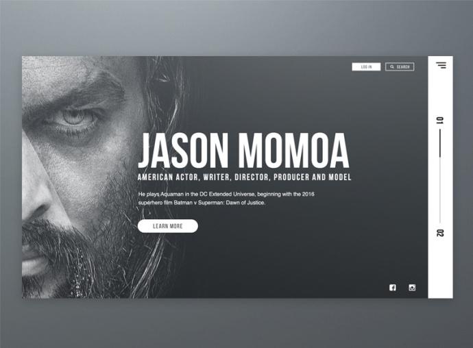 網頁設計技巧:如何對網站佈局做到不單調且有層次