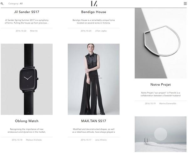 網頁設計師新手必看:盤點五種風格獨特的網頁設計案例