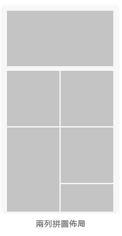 網頁設計技巧之頁面佈局的六大方式及其特點