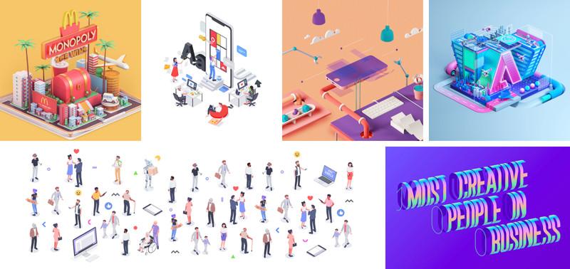 2019年各設計領域最新趨勢的預測之總體設計趨勢