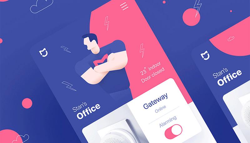 APP設計技巧:分享幾款受歡迎的APP網頁設計作品