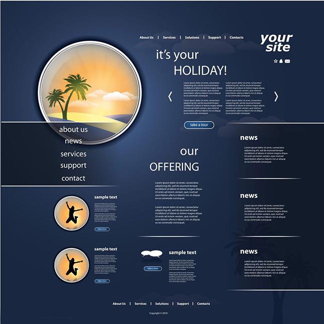 SEO優化公司支招:網站設計如何才能給用戶留下深刻印象
