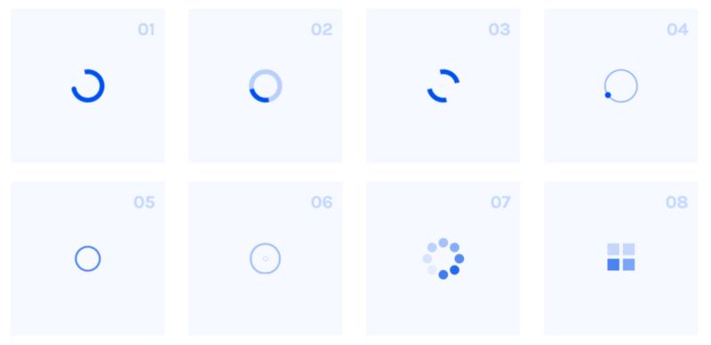 網頁設計技巧:優秀的Loading動畫需要具備哪些特徵