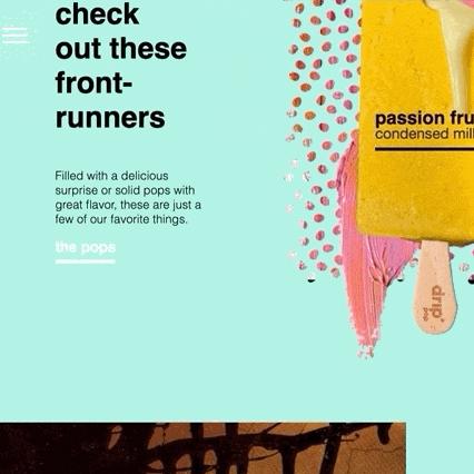 分享優秀的創意網頁設計案例 哪些設計技巧能讓網站更出眾