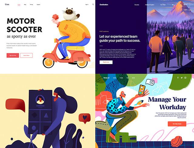 網頁設計趨勢:從流行趨勢區分UI設計和UX設計
