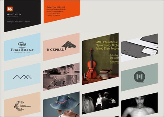 網頁設計之版式設計技巧:排版找不到靈感怎麼辦