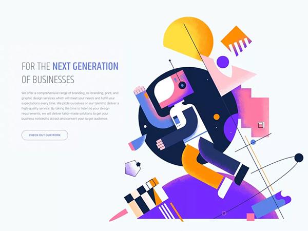網頁設計趨勢:預測2020年網頁設計的流行趨勢